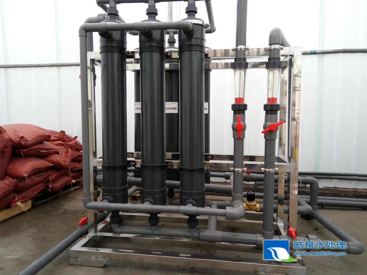 超滤净水设备 反渗透纯水设备-昆明方德波尔格玫瑰